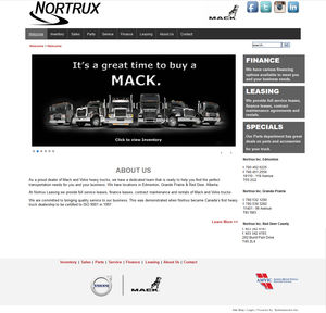 Nortrux, the best place to buy a Mack Truck in Alberta.